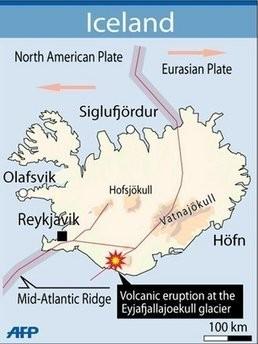 eyjafjallajokull case study management