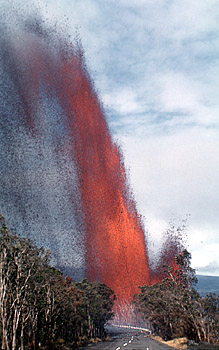 Kileauea Iki eruption 1959 Kilauea Big Island Hawaii USGS