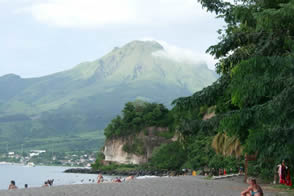 Mont Pelee volcano:Martinique - photo#2
